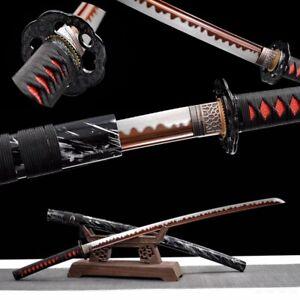 Storm Battle Samurai Sword Japanese Katana Steel Blade Sharp Full Tang #120