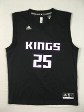 Sacramento Kings adidas Jersey Men's Black New Large