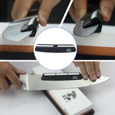 NEW KNIFE SHARPENING CERAMIC GUIDE CLIP FOR WHETSTONE WATERSTONE SHARP GROOVY