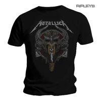Official T Shirt METALLICA Hardwired Self Destruct VIKING Skull All Sizes