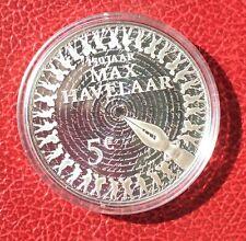 Pays-Bas - Magnifique monnaie de 5 € proof argent 2010 - Max Havelaar - 15000ex