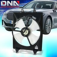 HO3113115 OE Style AC Condenser Cooling Fan Shroud Assembly for Honda Odyssey 99-04