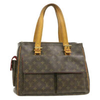 LOUIS VUITTON Monogram Multipli Cite Shoulder Bag M51162 LV Auth 18225