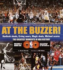 At the Buzzer! : Havlicek Steals, Erving Soars, Magic Deals, Michael Scores! by…