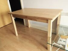Ikea birch tables ebay kitchen dining tables workwithnaturefo