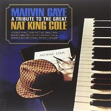 MARVIN GAYE – A TRIBUTE NAT KING COLE 180G VINYL LP INC D/LOAD (NEW/SEALED)