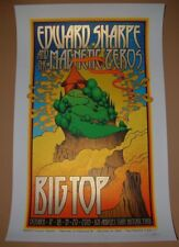 Edward Sharpe and the Magnetic Zeros Chuck Sperry Los Angeles Poster Print Art