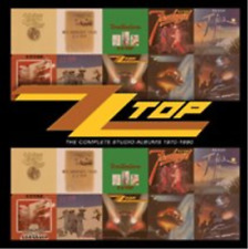 ZZ Top-The Complete Studio Albums 1970-1990 NEW