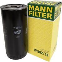Mann Filter W962/14 Hydraulic / Atlas Copco Oil Filter / Screw Compressor