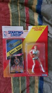 NBA 1992 STARTING LINEUP LARRY BIRD BOSTON CELTICS KENNER