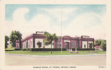 Elmdale School , ST. THOMAS , Ontario , Canada , 30-40s