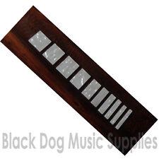 10 Chitarra Pearl Inlay marcatori di posizione per Finger Board