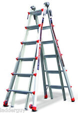 26 1A Revolution Little Giant Ladder 12026 w/ wheels
