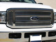 Ford F250-350  05-07 Polished Aluminum Billet Grille Precision Design 604276