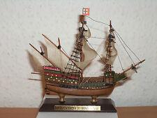 Sammlung Schiffsmodell SANTA CATERINA DO MONTE SINAI aus Kunststoff und Holz #19