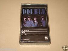 DOUBLE - Blue - MC Cassette official tape 1986/736