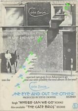 Cate Bros LP advert ZigZag Clipping 1976