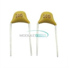 50Pcs 1uF 105 50V Monolithic Ceramic Chip Capacitor