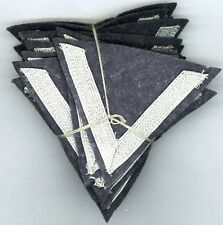 WW2 German Luftwaffe Gefreiter (Lance Corporal) sleeve chevron