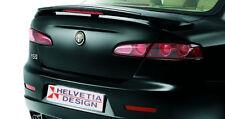"""Spoiler Posteriore / Rear Spoiler Alfa 159 A.R. replica con luce stop """"grezzo"""""""