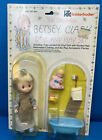 1976 Vintage Betsey Clark Knickerbocker Doll Play Set 9841 Baby Bathtub