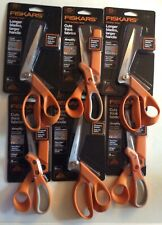 Lot Of 6 Fiskars Scissors/Shears ~ Sewing, Crafts, Scrapbooking, Etc...