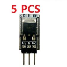 5 PCS Voltage Regulator Module 5V 6V 9V 12V 78MXX LDO Power For Arduino MCU LED