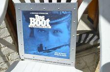 DAS BOOT a Wolfgang Petersen Film - NTSC - 2 LaserDisc 9 Pays FREE Mondial Relay