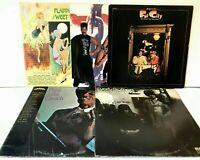 Lot of 10 Vinyl Record Albums Disco Blues Funk Rap R&B 70s LPs Singles