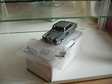 Hand Built Model Jemmpy Mercedes 220 SE Monte Carlo 1960 in Grey on 1:43 + Box