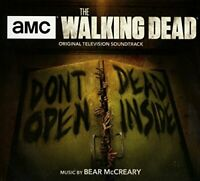 Bear McCreary - The Walking Dead (Original Television Soundtrack) [CD]