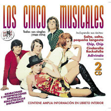 LOS CINCO MUSICALES-2CD