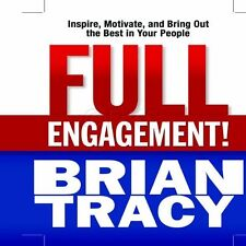 NEW 5 CD Brian Tracy Full Engagement! : Inspire, Motivate...