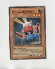 Yu-Gi-Oh - Soldat de carte - SDWS-FR010  (A5607)
