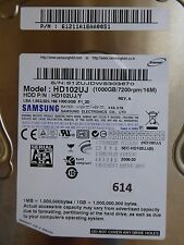 1 TB Samsung hd102uj/Y | PN: 61211a16aa00s1 | 2009.03 #614