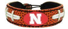 NCAA Nebraska Cornhuskers Football Wristband