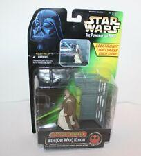 Star Wars POTF Electronic Power F/X Obi-Wan Kenobi