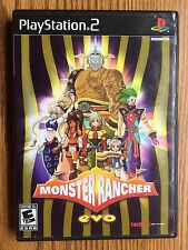 Playstation 2 Monster Rancher Game Item #720-20