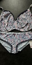 BRA SET  BY FREYA SIZE 32JJ 12 BRIEF