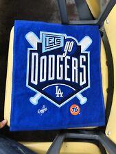 2021 Dodgers Postseason Game 3 Nlds Rally Towel New Sga 101121