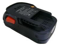 Ridgid R840084 2 ah 18v 18 volt lithium ion battery pack New - 2 YEAR WARRANTY