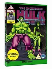 The Incredible Hulk Complete Season Two (Marvel Originals Series 90s) NEW DVD