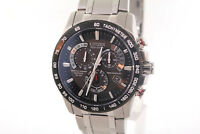 Men's Citizen AT4008-51E Eco-Drive Stainless Steel Perpetual Chrono A-T Watch