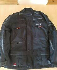 Merlin Peake Outlast Textile Jacket Motorcycle Motorbike - Black- Large