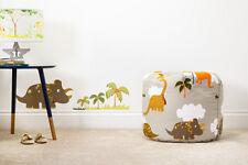 Jurassic Childrens Beanbag Bean Bag Seat Play Room Bedroom Toddler Furniture