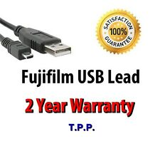 Fujifilm Finepix Fuji USB Camera Lead Cable Select Your Exact Model In Advert