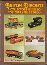 British Diecasts Collectors Guide Toy Cars Vans Trucks Dinky Spoton Corgi Lesney