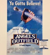JOSEPH GORDON-LEVITT Signed ANGELS IN THE OUTFIELD 11x17 Photo ~ BAS Beckett COA