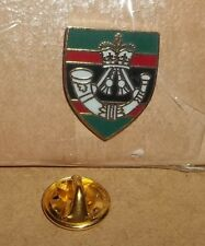 The Rifles Lapel pin badge