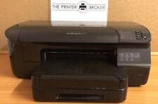CM752A - HP OfficeJet Pro 8100 Workgroup A4 Colour Inkjet Printer